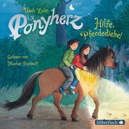 Ponyherz/ Hilfe, Pferdediebe!