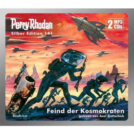 Perry Rhodan Silber Edition (MP3 CDs) 141:Feind der Kosmokraten