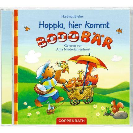Hoppla, hier kommt Bodo Bär!