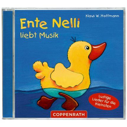 Ente Nelli liebt Musik