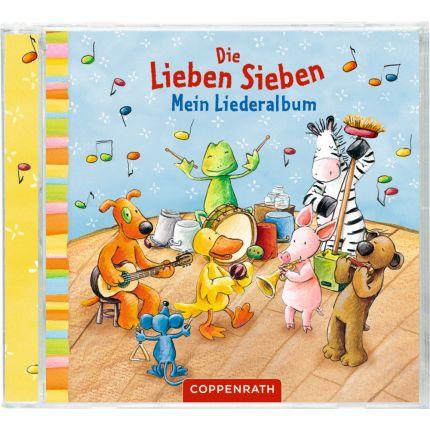 Die Lieben Sieben - Mein Liederalbum