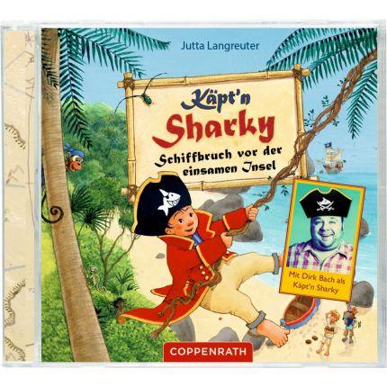 Käpt'n Sharky - Schiffbruch vor der einsamen Insel
