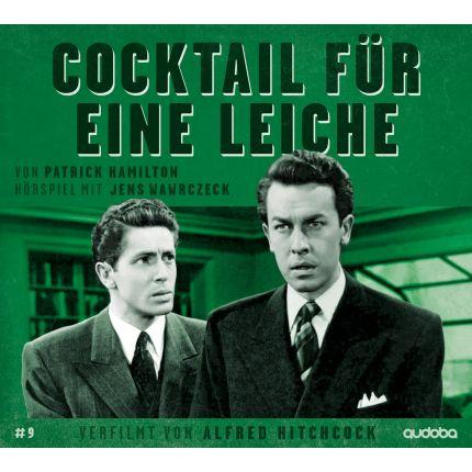 Cocktail für eine Leiche - Jens Wawrczeck liest – verfilmt von Hitchcock