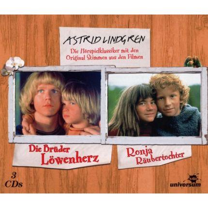 Astrid Lindgren Hörspielbox 1