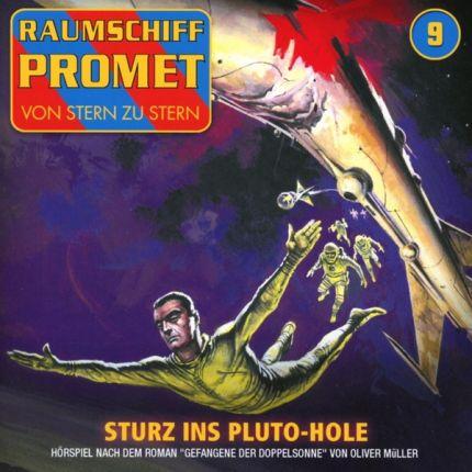 Raumschiff Promet - Folge 9 - Sturz Ins Pluto-Hole