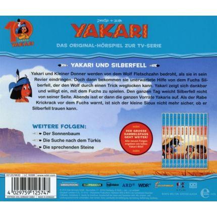 Yakari (33) - Yakari und Silberfell