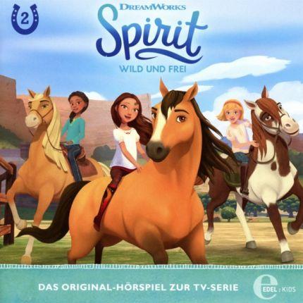 Spirit (2) Hörspiel - Die rätselhafte Karte