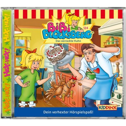 Bibi Blocksberg -Folge 124: Das verrückte Huhn