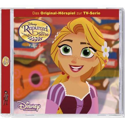 Rapunzel Folge 2: Ausbilder Fritzherbert