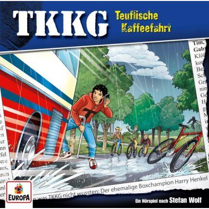 TKKG 205 / Teuflische Kaffeefahrt