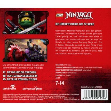 LEGO Ninjago - 30