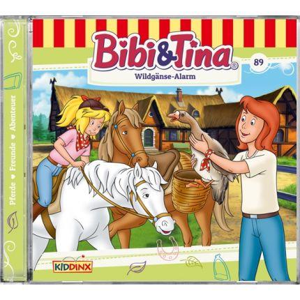 Bibi und Tina Folge 89 - Wildgänse-Alarm