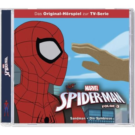 SpiderMan Folge 3: Sandmann