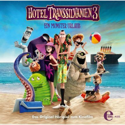 Hotel Transsylvanien (3) Original Hörspiel z.Kinofilm