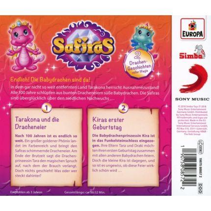 Safiras 007/Tarakona und die Dracheneier/Kiras erster Geburtstag