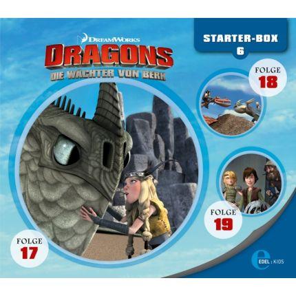 Dragons, die Wächter von Berk (6)Starter-Box