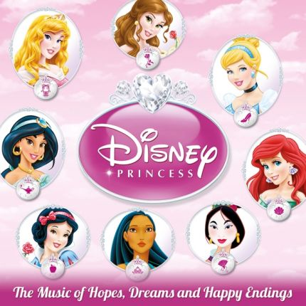 Disney Princess: Hopes, Dreams and Happy Endings