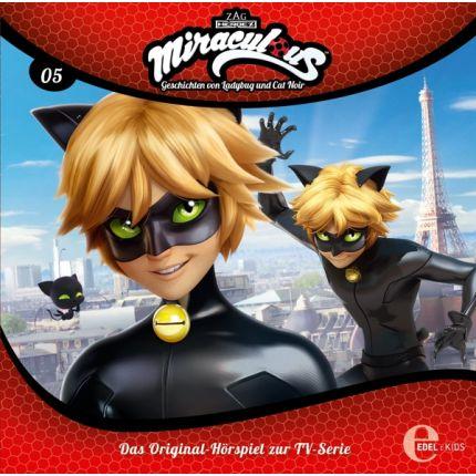 Miraculous (5) Betrüger - Hörspiel zur TV-Serie