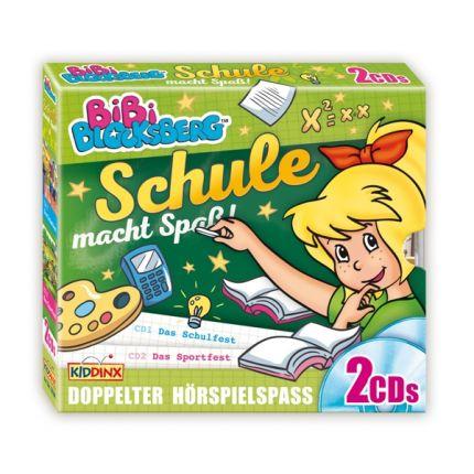 Bibi Blocksberg - Schule macht Spaß