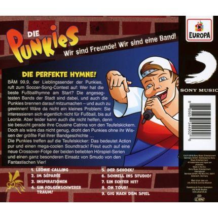 Die Punkies 010/Die perfekte Hymne!