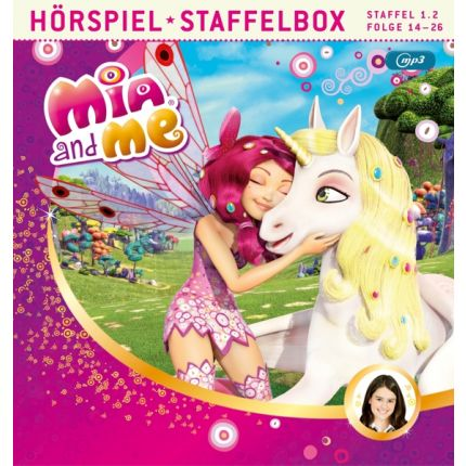 Mia and Me - (Staffel 1.2, Folge 14-26)