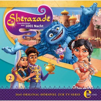 Sheherzade (2) Original Hörspiel z.TV-Serie - Die Wunderlampe