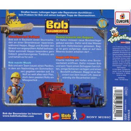 Bob der Baumeister 014/Strandgut und Treibgut
