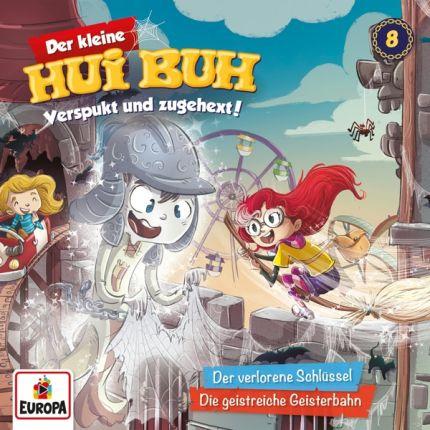 Hui Buh 008 / Der verlorene Schlüssel/Die geistreiche Geisterbahn