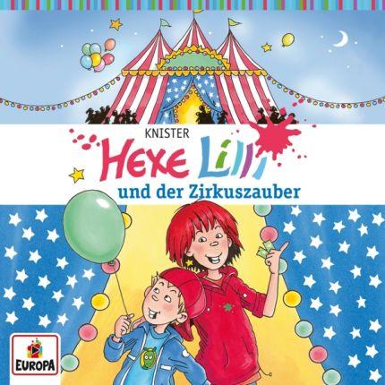 Hexe Lilli 003/und der Zirkuszauber