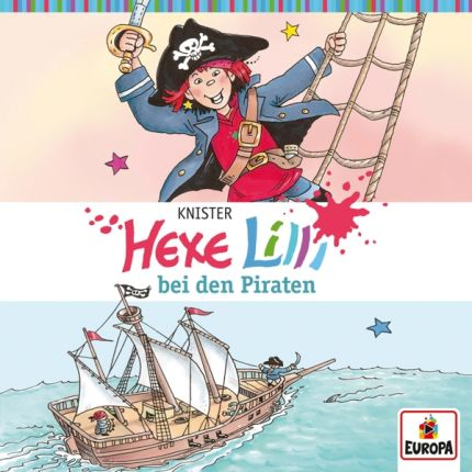 Hexe Lilli 004/bei den Piraten