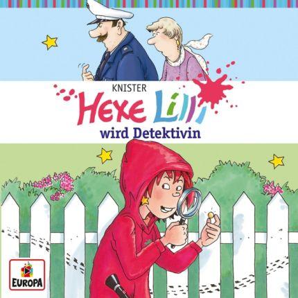 Hexe Lilli 005/wird Detektivin