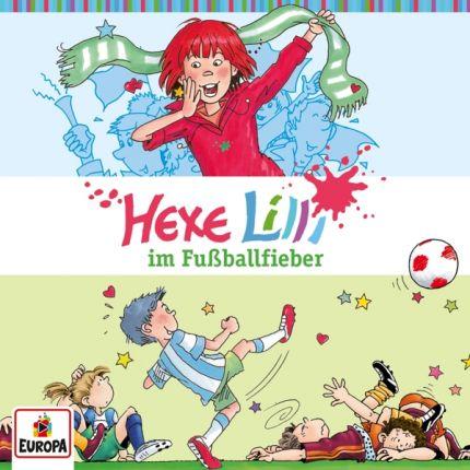 Hexe Lilli 006/im Fußballfieber