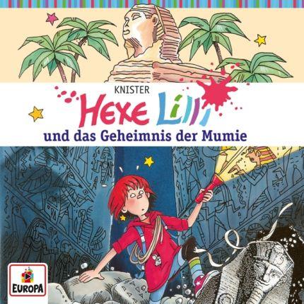 Hexe Lilli 007/und das Geheimnis der Mumie
