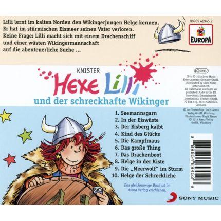 Hexe Lilli 013/und der schreckhafte Wikinger