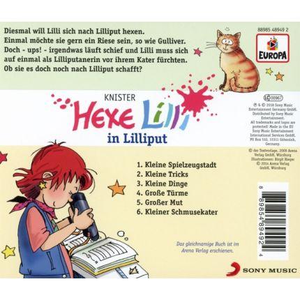 Hexe Lilli 016/in Lilliput
