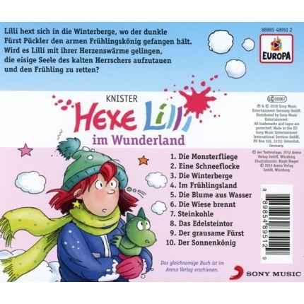 Hexe Lilli 018/im Wunderland