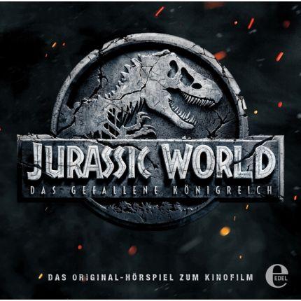 Jurassic World (2) Original Hörspiel z.Kinofilm