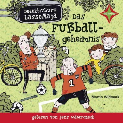 Detektivbüro LasseMaja. Das Fußballgeheimnis