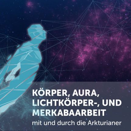 Körper,- Aura,- Lichtkörper,- und Merkaarbeit (3 CDs)