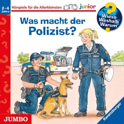 Wieso? Weshalb? Warum? junior. Was macht der Polizist?