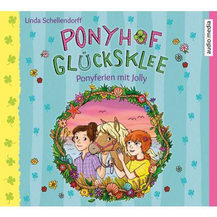 Ponyhof Glücksklee – Ponyferien mit Jolly