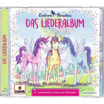 Einhorn-Paradies: Das Liederalbum (CD)