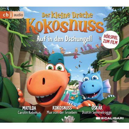 Der kleine Drache Kokosnuss – Auf in den Dschungel