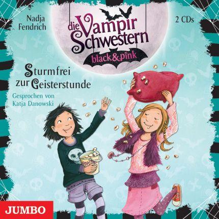 Die Vampirschwestern black & pink. Sturmfrei zur Geisterstunde
