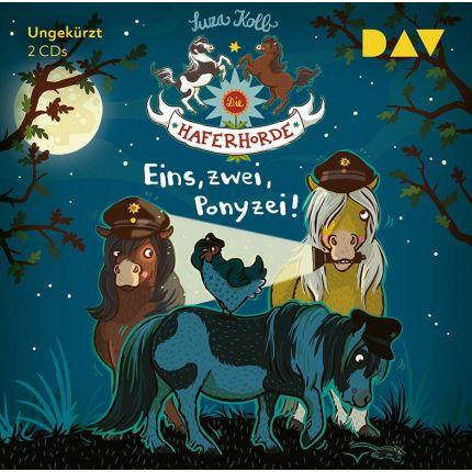 Die Haferhorde – Teil 11: Eins, zwei, Ponyzei!