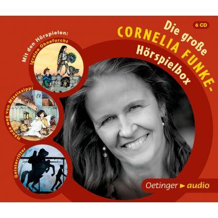 Die große Cornelia Funke-Hörspielbox