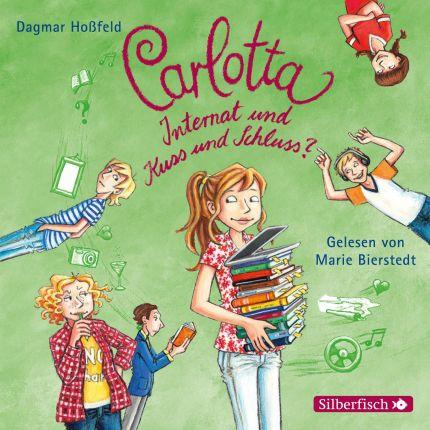 Carlotta 8: Internat und Kuss und Schluss?