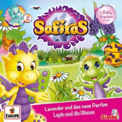 Safiras 008/Lavender und das neue Parfüm/Lupin und die Bienen