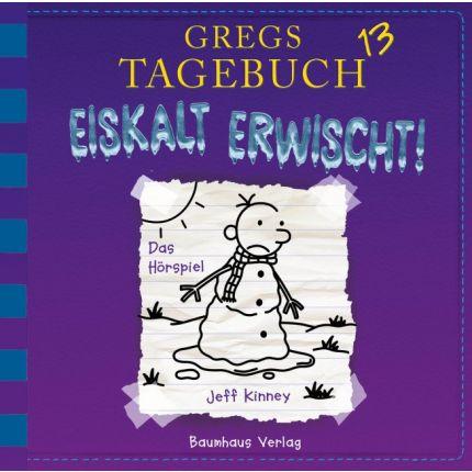 Gregs Tagebuch 13 - Eiskalt erwischt