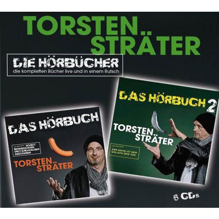 Torsten Sträter - Das Hörbuch 1 & 2